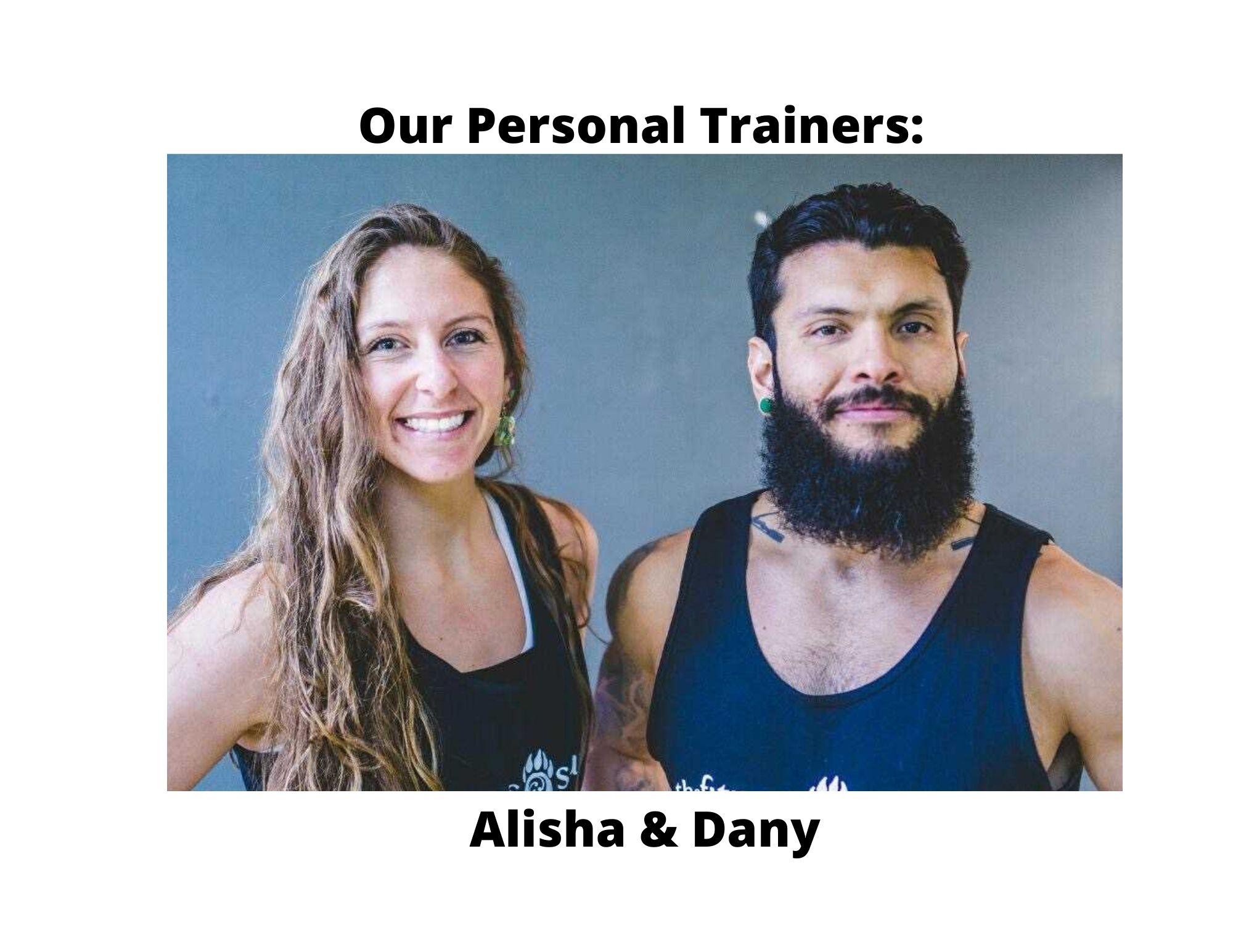 Alisha & Dany (1)