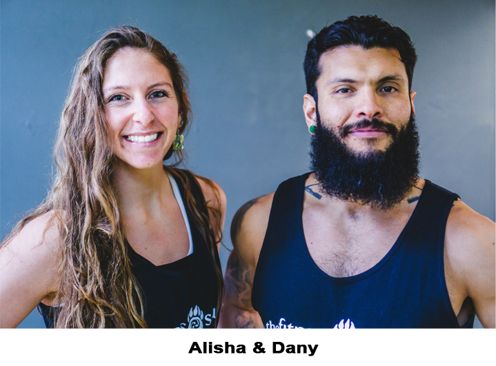 Alisha-Dany